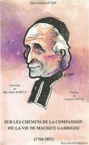 vénérable,serviteur de Dieu,père,chanoine,Maurice,Garrigou,Toulouse