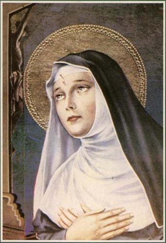 Sainte Rita,prière
