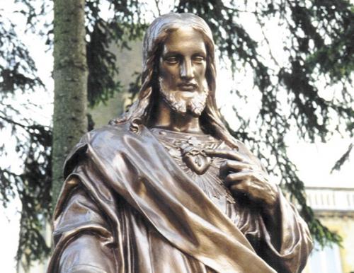Soeur Marie du Sacré Coeur,Bernaud,Garde d'Honneur,Sacré-Coeur,Bourg,Paray-le-Monial,courage,mollesse,bonne volonté,confiance,salut
