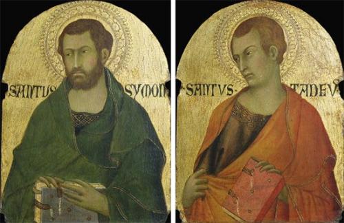 Sts Simon et Jude, apôtres