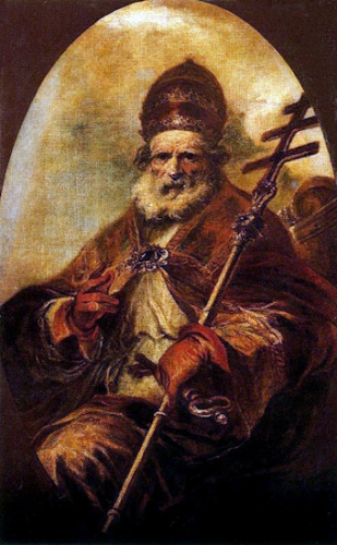 St Léon le Grand,pape,docteur de l'Eglise