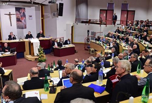 Lourdes,conclusion,Assemblée plénière,évêques,France