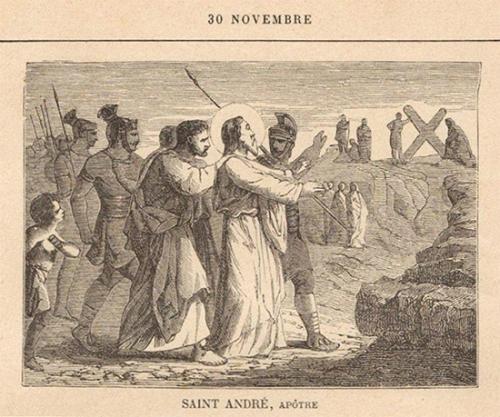 St André,apôtre