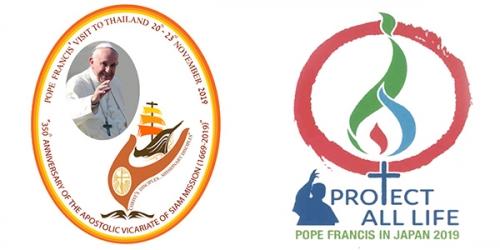 voyage,pape,François,Thaïlande,Japon,départ,Rome,Bangkok