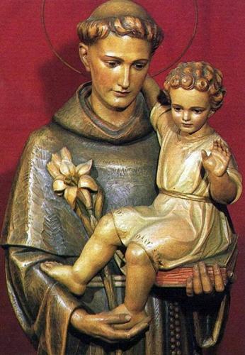 St Antoine,Padoue,sermon
