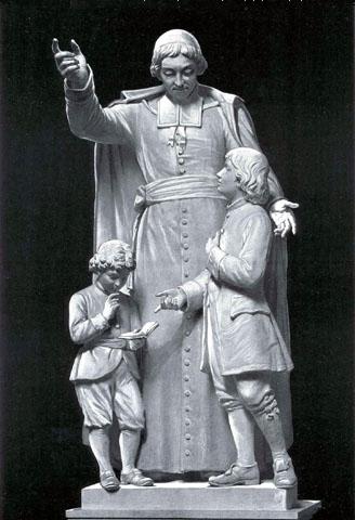 St Jean-Baptiste de la Salle, confesseur