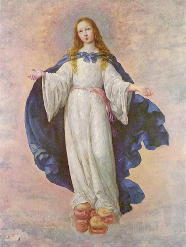 Immaculée Conception,Vierge,Marie