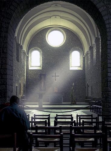 Michel Quoist,prière,nous voici,devant toi,Seigneur,souffrance,crainte,peur,croix,amour,source