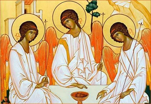 Sainte Trinité,Jean de Cronstadt,amour,prière,coeur,âme,demeure