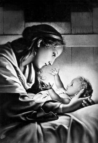 Faber,Marie,Mère,Dieu,Bethléem,Jésus,sourire,joie,grâces,ciel