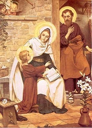 Pie XII,prière,famille,Dieu,bonté,miséricorde,parents,enfants,vertus,sagesse,fidélité,sainteté,Jésus,Marie,autorité,obéissance