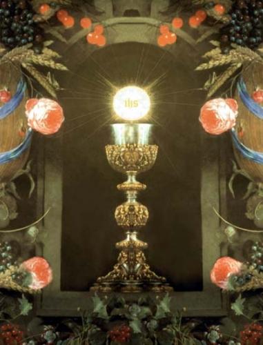 """Benoït XVI,Saint-Sacrement,Corpus Domini,Fête Dieu,Jésus Christ,pain,adoration,prière,amour,vérité,paix"""""""