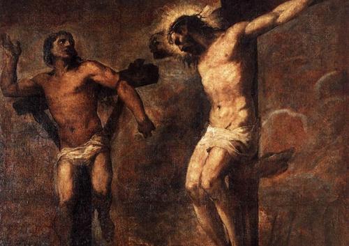 Joël Guibert,conversion,examen,conscience,confiance,péché,bon larron,Jésus,crucifié,croix,sauveur,confession,coeur
