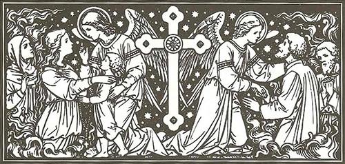 âmes,purgatoire,anges