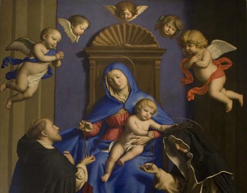St Jean-Paul II,Saint Rosaire,Vierge Marie,Notre-Dame,Rosaire,Rosarium Virginis Mariae