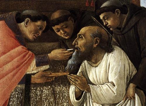 Cardinal de La Luzerne,réception,communion,dignité,eucharistie,sacrement,chair,sang,Corps du Christ,vie éternelle,Agneau pascal,justice,miséricorde