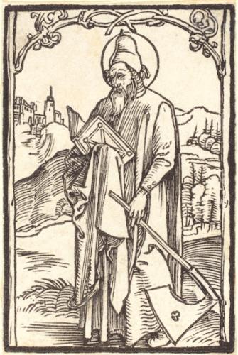 St Matthias,apôtre