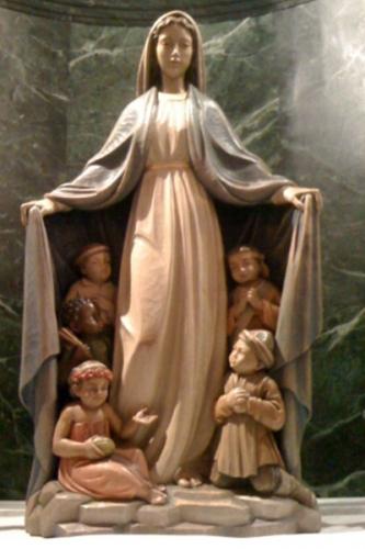 Abbé Martin,Vierge,Marie,refuge,pitié,miséricorde,pécheurs,coupables,pensées,désirs,tendresse,bonté,bonheur,gloire,éternité