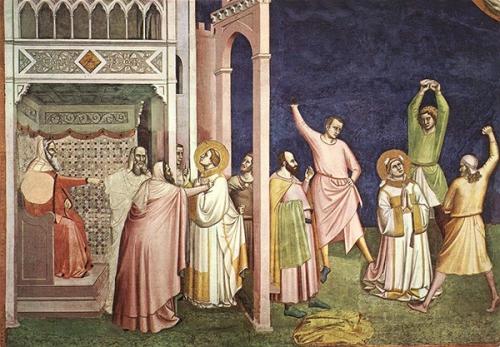 St Etienne,diacre,premier martyr,protomartyr