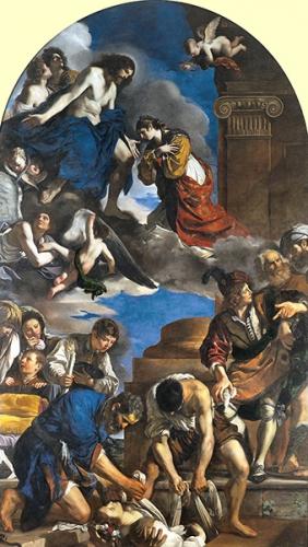 Sainte-Pétronille,Messe,honneur,France,Basilique,Saint-Pierre
