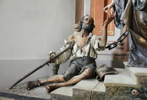St Césaire d'Arles,sermon,miséricorde,miséricordieux,donner,recevoir,terre,ciel,pauvre,mendiant,misère,indigence,aumône,péché,pardon